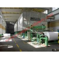 Buy cheap Copy Paper/Printing Paper Making Line 1575-4800 from Wholesalers
