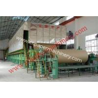 Buy cheap Kraft Paper Making Line 1575-4800 from Wholesalers