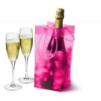 Buy cheap PVC wine bag ice bag from Wholesalers