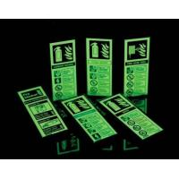 Buy cheap PLFF-507-PVCP V-MARK Photoluminescent Material from Wholesalers