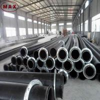 Buy cheap UHMWPE Anti-static Plastic Tube for Dredging&Suction&Discharge from Wholesalers