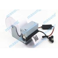Buy cheap Hebrew USB Barcode 2 Inch Android Thermal Printer With Full / Partial Cutting from Wholesalers