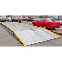 Buy cheap 20~150T electronic truck scale from Wholesalers