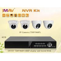 16CH 4SATA Security Surveillance NVR Kit NVR