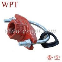 Buy cheap U-Bolted Mechanical Tee(Threaded) from Wholesalers