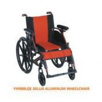 Quality modern Aluminum frame alloy wheel luxury chair YM988LQE wholesale