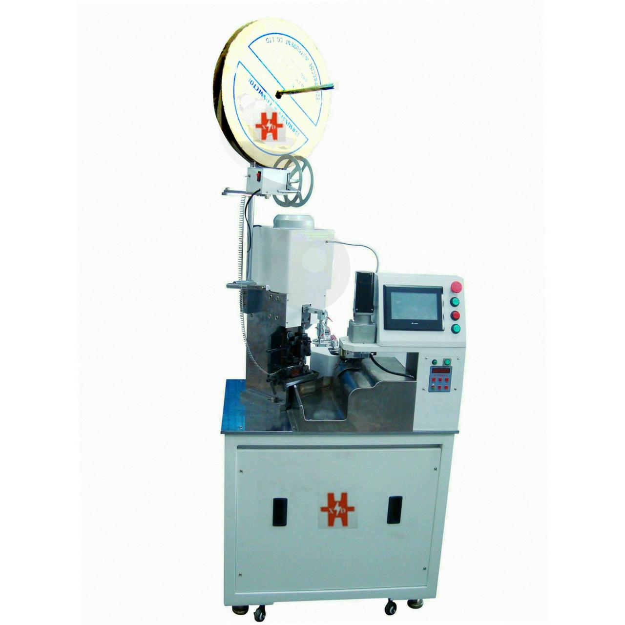 Buy cheap High speed automatic terminal crimping machine (Dan Duan) from Wholesalers