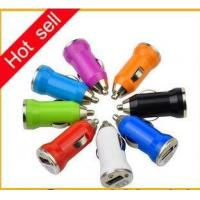 Buy cheap PA010 Hot selling car charger for mobile phone mini usb car charger 5v 1A from Wholesalers