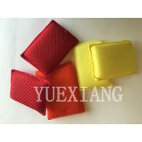 Buy cheap Microfiber Cleaning cloth Cleaning Sponge mesh scrubber sponge from Wholesalers