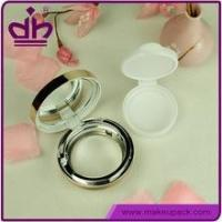 Buy cheap BB cream case air cushion empty compact cosmetic case with mirror from Wholesalers