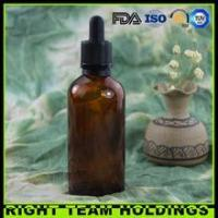 Buy cheap New Product oil bottle container 120ml amber essential oil glass bottle from Wholesalers