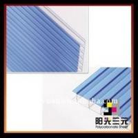 Buy cheap cheap Polycarbonate Hollow Sheets price;cheap sun panels from Wholesalers
