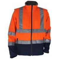 Buy cheap Worker &Protective Wear Reflective softshell workwear from Wholesalers