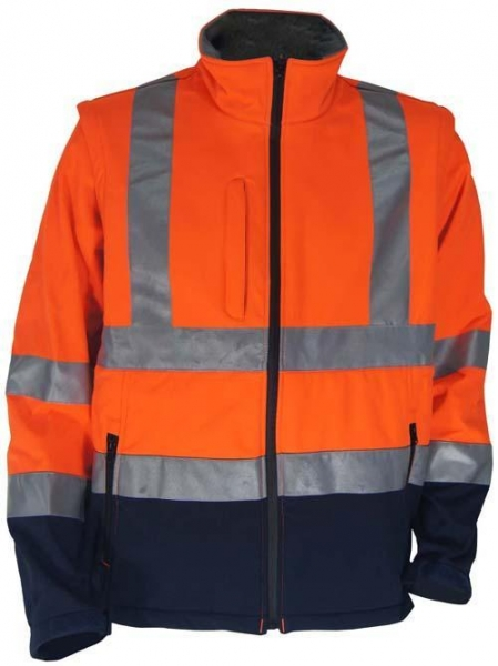 Quality Worker &Protective Wear Reflective softshell workwear for sale