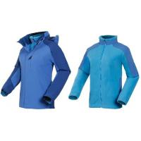 Buy cheap Winter Wear 3 in 1 jacket for lady from Wholesalers