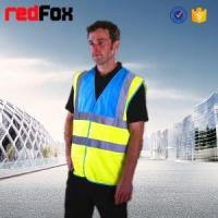 Buy cheap traffic security high visibility safety vest from Wholesalers
