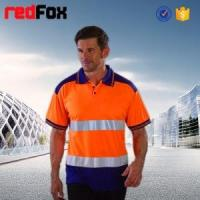 Buy cheap high visibility security safety work vest from Wholesalers