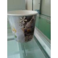 Buy cheap paper flower pot Custom Print Flower Pot from Wholesalers
