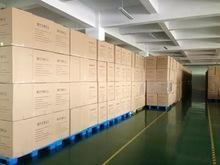 China factory picture finished paper goods and packed in container