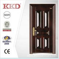 Buy cheap 2014 New Design Security Steel Door KKD-106 With New Pait Main Door Made In China from Wholesalers