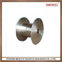 China Flat Wire Spool Different types steel welding wire cable reel on sale