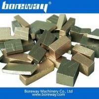 Buy cheap Diamond segments - block cutting from Wholesalers