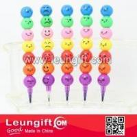 7 pcs Multi Gesture and Expression stackable coloring pencil