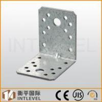 Buy cheap 2.0mm Thickness Isosceles Reinforced Angle Bracket from Wholesalers