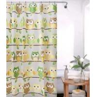 Buy cheap New style owl peva shower curtain with hook 180*180cm from Wholesalers
