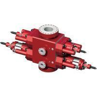 Buy cheap U type Well Head Equipment , Single / Double Ram Blowout Preventer from Wholesalers