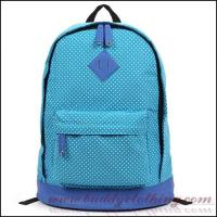 Buy cheap Canvas Backpack, Bag Pack Manufacturer 12004 from wholesalers