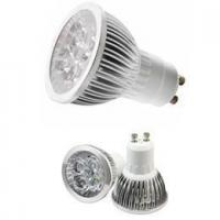 China E27 Gu10 E14 3W 4W Cool/Warm White LED High power Spot Light Lamp Bulb 85-265V on sale