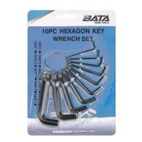 Quality 10pc Hex Key Wrench Set wholesale
