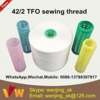 42s/2 semi-dull sewing thread manufacturer in indonesia for jeans