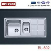 Buy cheap italy kitchen sinks BL-892 from Wholesalers