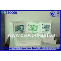 Buy cheap Cleanroom wipe nonwoven lint-free cleanroom cleans wipes from Wholesalers