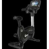 China Bikes Life Fitness Platinum Club Upright Lifecycle with Discover Tablet Consoles on sale