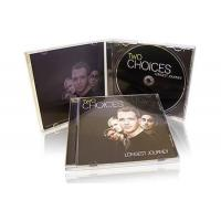 China CD Packaging CD in jewel cases on sale