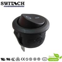 Buy cheap KAN-B2-SW25P71V-B 2 pins ON-OFF SPST rocker switch used for panasonnic vacuum cleaner from Wholesalers