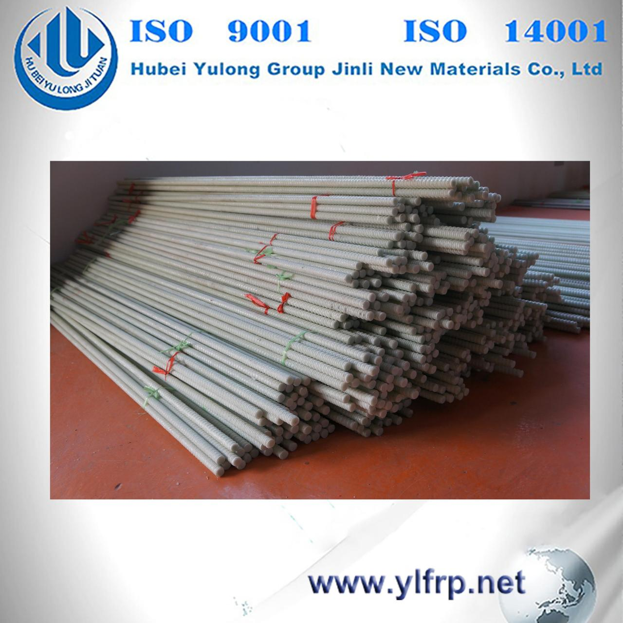 Buy cheap FRP Threaded re-bar from Wholesalers
