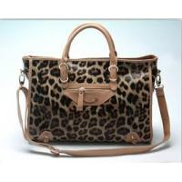Leopard print leather bags handbags for sale