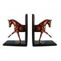China Glossy Horse Bookends factory