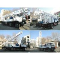 Buy cheap 200m deep portable water drill rig BZC200CA truck mounted drilling rig from Wholesalers