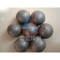 Buy cheap Rail Iron-2 Forging steel ball from Wholesalers