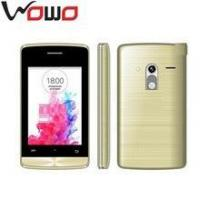 China dual sim mobile phone G3 with 3.5 screen 320*480 pixels MP3 MP4 FM Bluetooth on sale