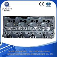 Buy cheap Construction machinery parts Kubota engine cylinder head D1503 D1703 D1803 from Wholesalers