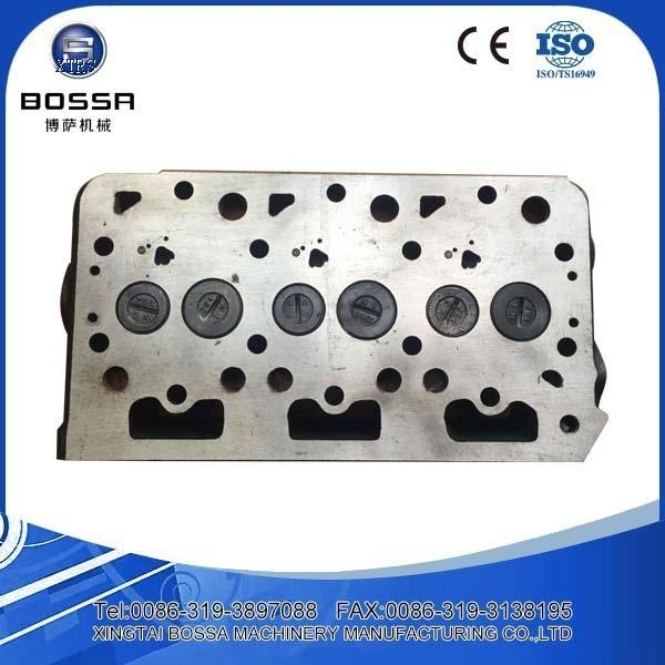 Quality Construction machinery parts Kubota engine cylinder head D600 D662 D722 Item:2016331144414 for sale