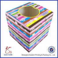 Buy cheap Single Cake Box with Window from Wholesalers