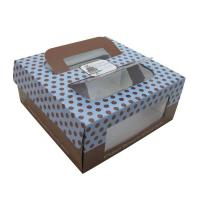 Buy cheap Cardboard Cake Box with Handle from Wholesalers