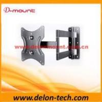 Buy cheap retractable 360 degree swivel lcd tv wall mount led bracket from Wholesalers